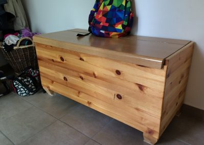 Entryway Bench/Wood Storage