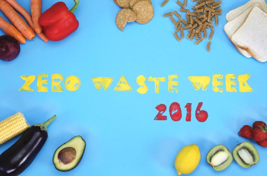 Our Zero Waste Week Plan (Sept 5th to 9th)