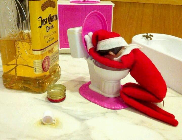Santa and the Bitcoin Hangover